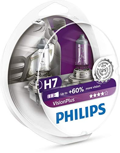 Philips 12972VPS2 Bombillas H7, Twin Box