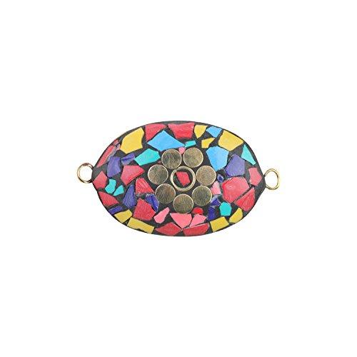 Eerafashionicing Multi-Color Matel Buttons for Women's Kurtis