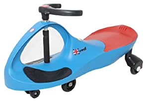 Ukayed ® Amazing Ride on Swing Car New Improved Model (various Colours) (Blue)