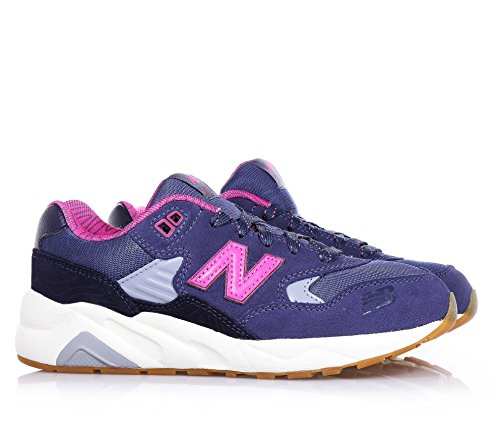 New Balance KL580WPG, Sneaker Ragazza Viola/Fucsia