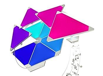 Nanoleaf Rhythm Music Syncing Smarter Kit - 15x Panel