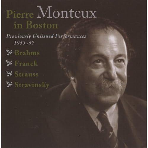 Psyche, M. 47: Part III: Psyche et Eros by Boston Symphony