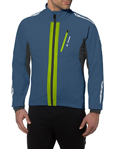 Vaude Herren Men's Kuro Softshell Jacket II Jacke, Blau (Fjord Blue), Gr. 50 (Herstellergröße:M)