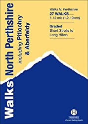 Walks North Perthshire (Hallewell Pocket Walking Guides)