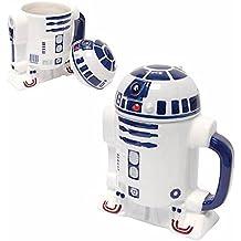 Star Wars Mug Figural R2-D2 Undergroundtoys Cups Mugs