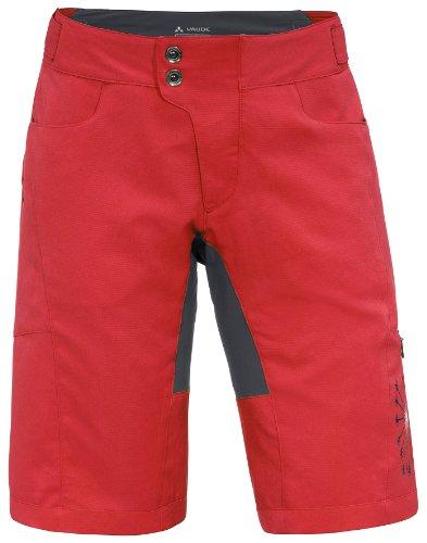 Vaude Skit Short pour femme Rouge - rouge