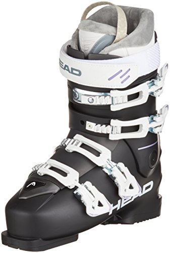 HEAD Damen Skischuhe FX GT Black, 25.5
