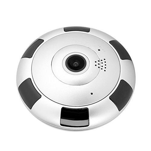 Fdit 1080p hd mini sistema di sicurezza visione notturna sistema senza fili wifi a 360 gradi