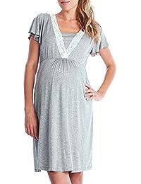 acquisto economico b4b0b 10079 Amazon.it | Pigiami e camicie da notte premaman