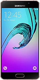 Samsung Galaxy A5 (2016) Smartphone (5,2 Zoll (13,22 cm) Touch-Display, 16 GB Speicher, Android 5.1) pink-gold (B01AO6OM7Q) | Amazon price tracker / tracking, Amazon price history charts, Amazon price watches, Amazon price drop alerts