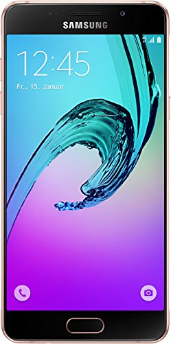 galaxy a5 2016 display Samsung Galaxy A5 (2016) Smartphone (5,2 Zoll (13,22 cm) Touch-Display, 16 GB Speicher, Android 5.1) pink-gold