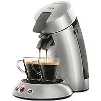Philips HD6556/51 Machine à Café à Dosettes Senseo Original 2.5+ Argent 0, 75 Litre