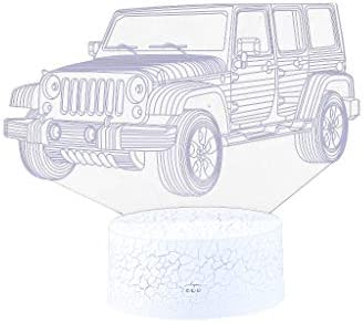 Angelof - Jouet Petite Lampe Modélisation Lumière de Nuit 3D 3D 3D Bulldozer avec 7 Couleurs Changeantes - Personnalisé IdéE Cadeau Unique | Bien Connu Pour Sa Fine Qualité  309e17