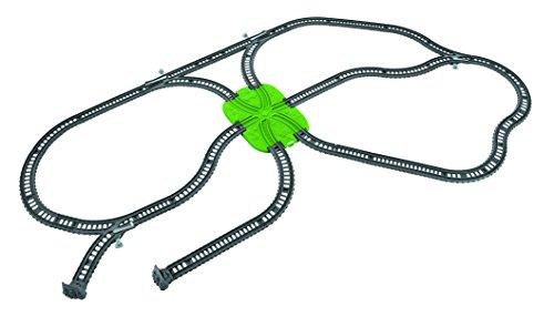 Thomas & ses amis - Cdb68 - Circuit De Train Miniature Et Rail - Coffre Extensions Rails