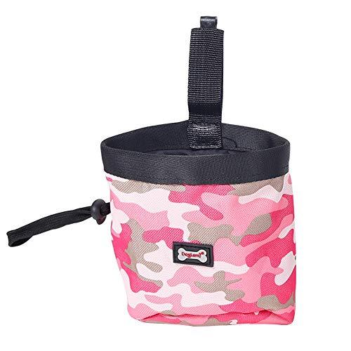 JoyFan Hunde-Leckerli-Tasche für Hundetraining, Snack-Tasche für Welpen-Training