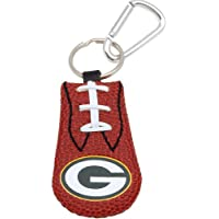 Green Bay Packers Classic NFL Football Keychain