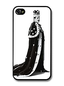 Freddie Mercury The King Queen coque pour iPhone 4 4S
