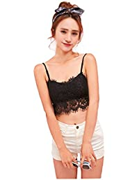 ae23f929b1 Fletion 2016 New Lace Wrapped Chest Bra Tank Top Tank Top Vest Spring  Summer Back With