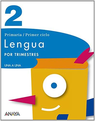 Una a Una, lengua, 2 Educación Primaria