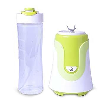 JNTworld Mini Blender milkshake jus mixeur Multifonction smoothies 200/300W SANS BPA