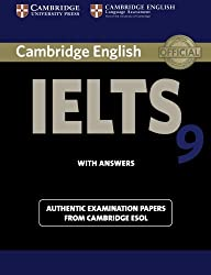 Cambridge IELTS 9 Students Book with Answers: Authentic Examination Papers from Cambridge ESOL (IELTS Practice Tests)