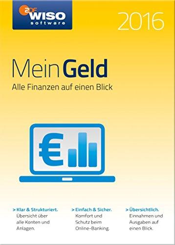 WISO Mein Geld 2016 (Frustfreie Verpackung)
