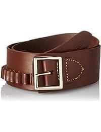Hunter 0168LXL LH Western Drop Belt.38 Caliber//X-Large Brown