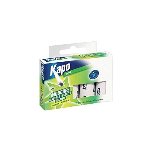 kapo-809926-fasce-di-carta-adesiva-per-mosche-e-insetti-volanti