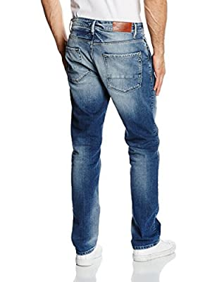 Marc O'Polo Men's Fade Wash Regular Fit Jeans