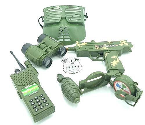 Army Conjunto de Juguete Tema Militar, Llamada del Ejército, Edad 3+