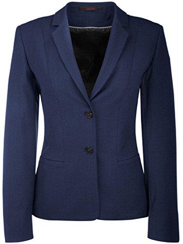 GREIFF Damen-Blazer Anzug-Jacke PREMIUM regular fit - Style 1446 Royalblau