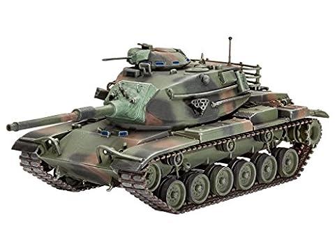 Revell - 03140 - Maquette De Char D'assaut - Char M60 A3 Medium - Echelle 1/72 - 183 Pièces