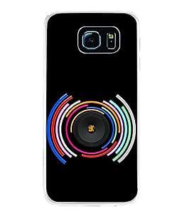 FUSON Designer Back Case Cover for Samsung Galaxy S6 Edge :: Samsung Galaxy S6 Edge G925 :: Samsung Galaxy S6 Edge G925I G9250 G925A G925F G925Fq G925K G925L G925S G925T (Amazing In Concert Work Of Art Magical Best Wallpaper)