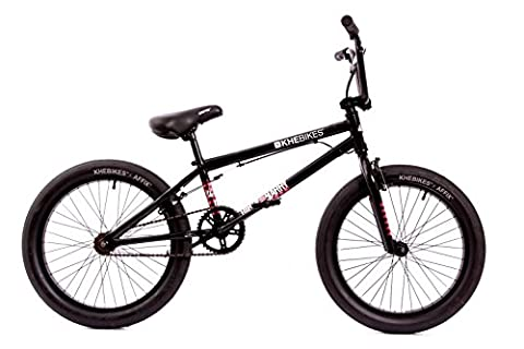 KHE BMX Fahrrad DIRTY HARRY schwarz nur 11,4kg!
