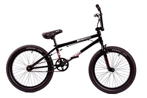 KHE BMX Vélo Dirty Harry Noir 11,4kg seulement.