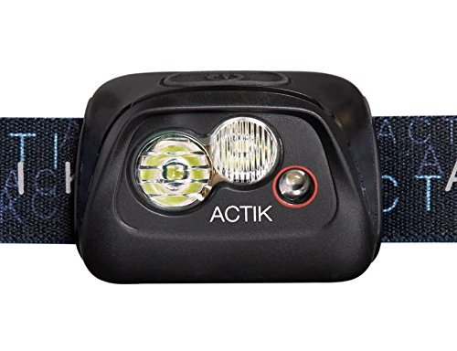 PETZL ACTIK HEADLAMP Green 2