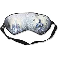 Eye Mask Eyeshade Fantasy Body Art Sleeping Mask Blindfold Eyepatch Adjustable Head Strap preisvergleich bei billige-tabletten.eu