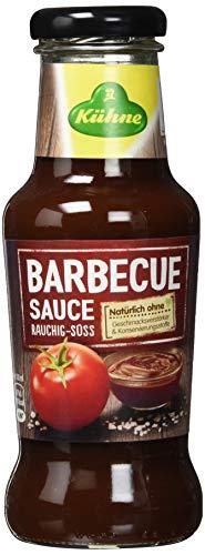 Preisvergleich Produktbild Kühne Würzsauce Barbecue,  6er Pack (6 x 250 ml)