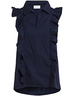 Vila - Camisas - Básico - Clásico - para mujer