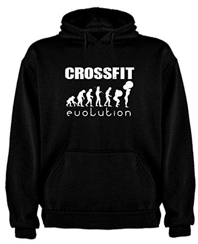 The Fan Tee Sudadera de Hombre Crossfit Gym Deporte