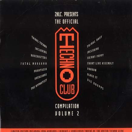 Official Techno Club - Various - The Official Techno Club Compilation