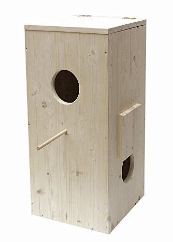 Elmato 10699 perroquet Nichoir à oiseaux nichoir, perroquet Grotte * NOUVEAU *