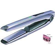 Portátil inalámbrico batería y Wireless alisador de cabello Titanum ...
