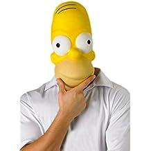 erdbeerloft – Hombre Homer Simpson Disfraz, carnaval,, ...