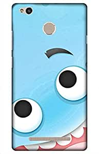 iessential love Designer Printed Back Case Cover for Redmi 3S