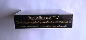 Mariage Frères - RUSSIAN BREAKFAST - Boîte de 30 sachets mousseline de thé