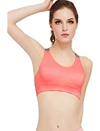 a044a6a56 Amazon.co.uk  Gold - Sports Bras   Knickers   Bras  Clothing