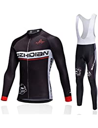 AD VOLLEYBALL GAUZE Tela Primavera y SummerLong Manga Ropa de Ciclismo Breathable Cycling Equipment , xxl