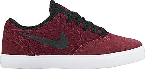 Nike 705266-600- Chaussures de sport Garçon, Rouge (Team Filet /