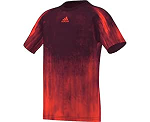 adidas adizero Tennisshirt Kinder 152